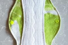 nattbinda-grön-frotté